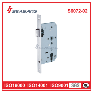 High Quality Stainless Steel Fireproof Door Lock, Night Latches