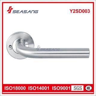 Stainless Steel Bathroom Door Handle