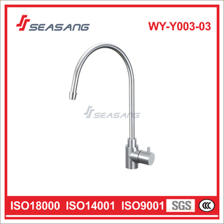Stainless Steel Purified Hot Water Dispenser Drinking Tap WY-Y003-03