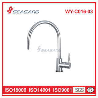 Stainless Steel Kitchen Sink Water Tap with Watermark WY-C016-03