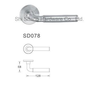 Stainless Steel Door Handle SD078