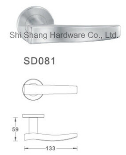 Stainless Steel Door Handle SD081